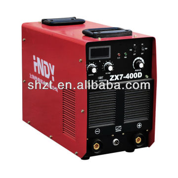 Single Tube IGBT Inverter DC mma 400 Amp welder
