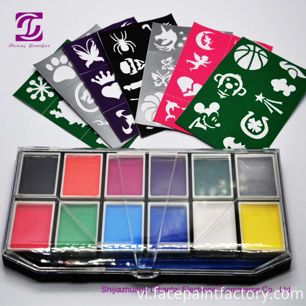 Face Paint Kit 2