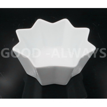Nieuwe Bone China Bowl Mini, Snack Serveerschaal