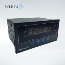 Controlador de pantalla dual programable de bajo costo de venta FST500-1100 para medición de temperatura y nivel