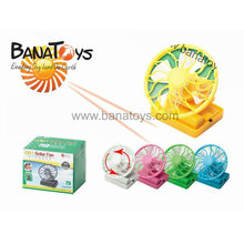 Novo item ventilador solar brinquedos solares para crianças