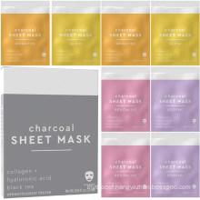 Premium Collagen & Hyaluronic Acid Moisturizing & Brightening Face Masks Skin Care