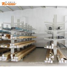 heavy duty double-side steel storage cantilever rack