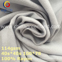 Tela de tingidura tecida 100% do rayon Habajibi para a matéria têxtil da roupa (GLLML371)