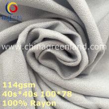 100%вискоза Habajibi Сплетенная Крася ткань для текстильной одежды (GLLML371)