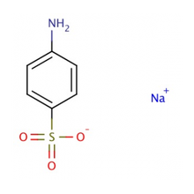 97 % 나트륨 Sulfanilate CAS No.515-74-2 분