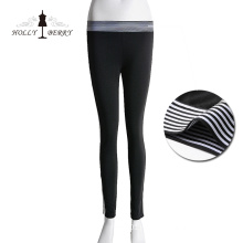 New Arrival Black Skinny Bootcut Ladies Pants