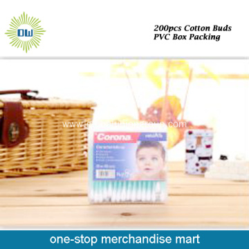 High Quality Plastic Ear Cotton Buds