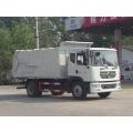 DONGFENG D9 14CBM Sealed Compressible Garbage Truck