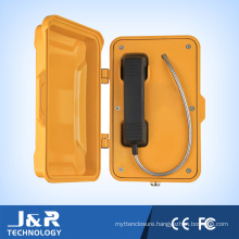 Waterproof Telephones Emergency Vandal Resistant Telephone Jr101-CB Industrial Telephone