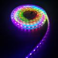 Bande de lumière led intelligente WS2812B 60led numérique