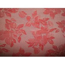 Cotton Flower Jacquard Yarn Dyed Fabric