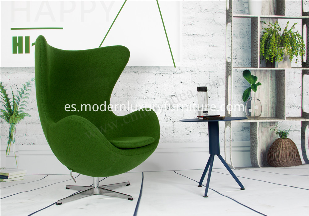 egg chair living room (1)