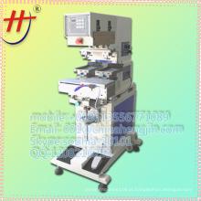 Máquina de impressão da pena duas cores HP-200B 2 cores pad impressora com transporte