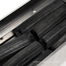 Оптовая деревянный Шестиугольный барбекю опилки уголь экспортируется в Грецию, Японию, Корею, Малайзию