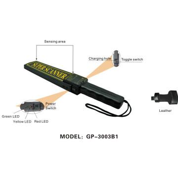 Super Scanner Metal Detector (GP-3003B1)