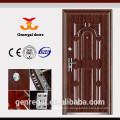Thermal PU foam filled steel doors