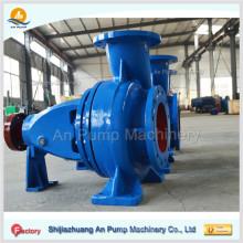 Pompe d'aspiration d'extrémité d'eau d'alimentation de tour de refroidissement