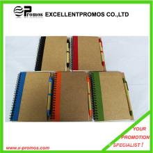 Cuaderno reciclado con lápiz (EP-B7156)
