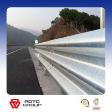 Hot Dip Galvanized Steel Guardrail