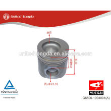 YuChai Engine YC6G Piston G6500-1004001 (A)