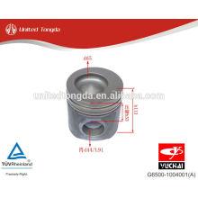 Piston G6500-1004001 (A) du moteur YC6G de YuChai
