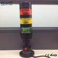 IP67 Três pilhas Luz de torre de sinal de LED com 3 anos de garantia
