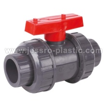 PVC VALVES-DOUBLE UNION BALL VALVE