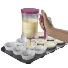 Batter Dispenser / Plastic Batter Dispenser / Cupcake Batter Dispenser