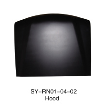 Hood for Dacia Logan 2004-2012