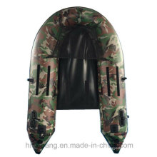 Small Float Tube Inflatable Fishing Boat