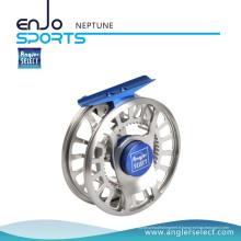 Angler Select CNC Aluminium Fishing Tackle Fly Reel (NEPTUNE 2-3)
