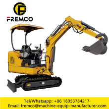 21 Ton Hydraulic Excavator For Digging Rock