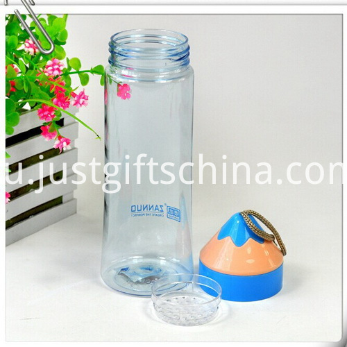 Promotional Food Grade Plastic Students Cup with Pencil Shaped Cap3