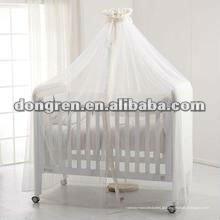 Rede de mosquito para bebê berço cama de cama para crianças cama de bebê para bebês berço para bebês berço crianças rede de mosquitos fpr DRKMN