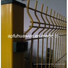 Hot Sale PVC-beschichteter Drahtgitterzaun (Fabrik)