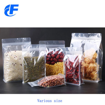 Упаковка для еды Ziplock Flat Bottom Coffee Bag