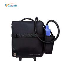 Máquina de limpieza láser de fibra para mochila 50W 100W