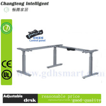 ergonomic adjustable height lifting office computer standing desks frame