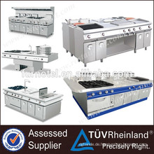 Professionelle japanische Kochausrüstung (CE)