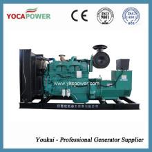 Generador diesel de 220kw fijado con el motor diesel de Cummins (NT855-GA)