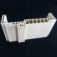 PVC schäumte Türrahmen-WPC-Türrahmen-Tür-Tasche starkes dauerhaftes Df-220h32 WPC Architrav