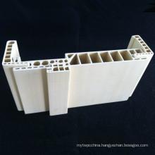 PVC Foamed Door Frame WPC Door Jamb Door Pocket Strong Durable Df-220h32 WPC Architrave