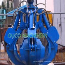 Peels Electric Hydraulic Grab Bucket