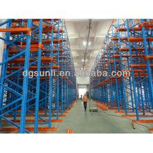 Storage Equipment Shuttle-Regalsysteme