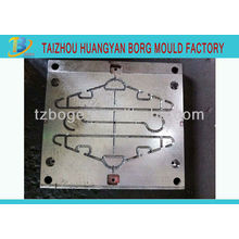 molde de taizhou de suspensión de ropa plástica de alta calidad