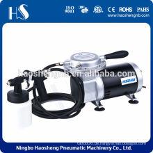 AS09K-3 Best Selling Produkte Protable Luft Kompressor Kit mit Spritzpistole