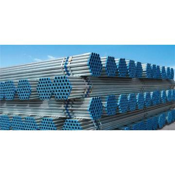 Mild Carbon Welded Galvanized Steel Pipe