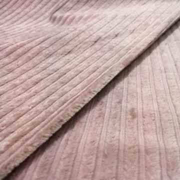 97% Algodón 3% Spandex 6 País de Gales Tejido de punto para prendas de vestir