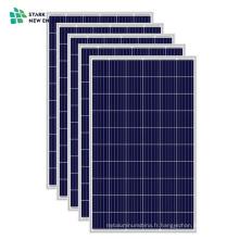 Panneau solaire poly 320W pour réverbère solaire